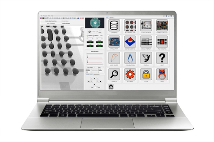TruView IP Laptop