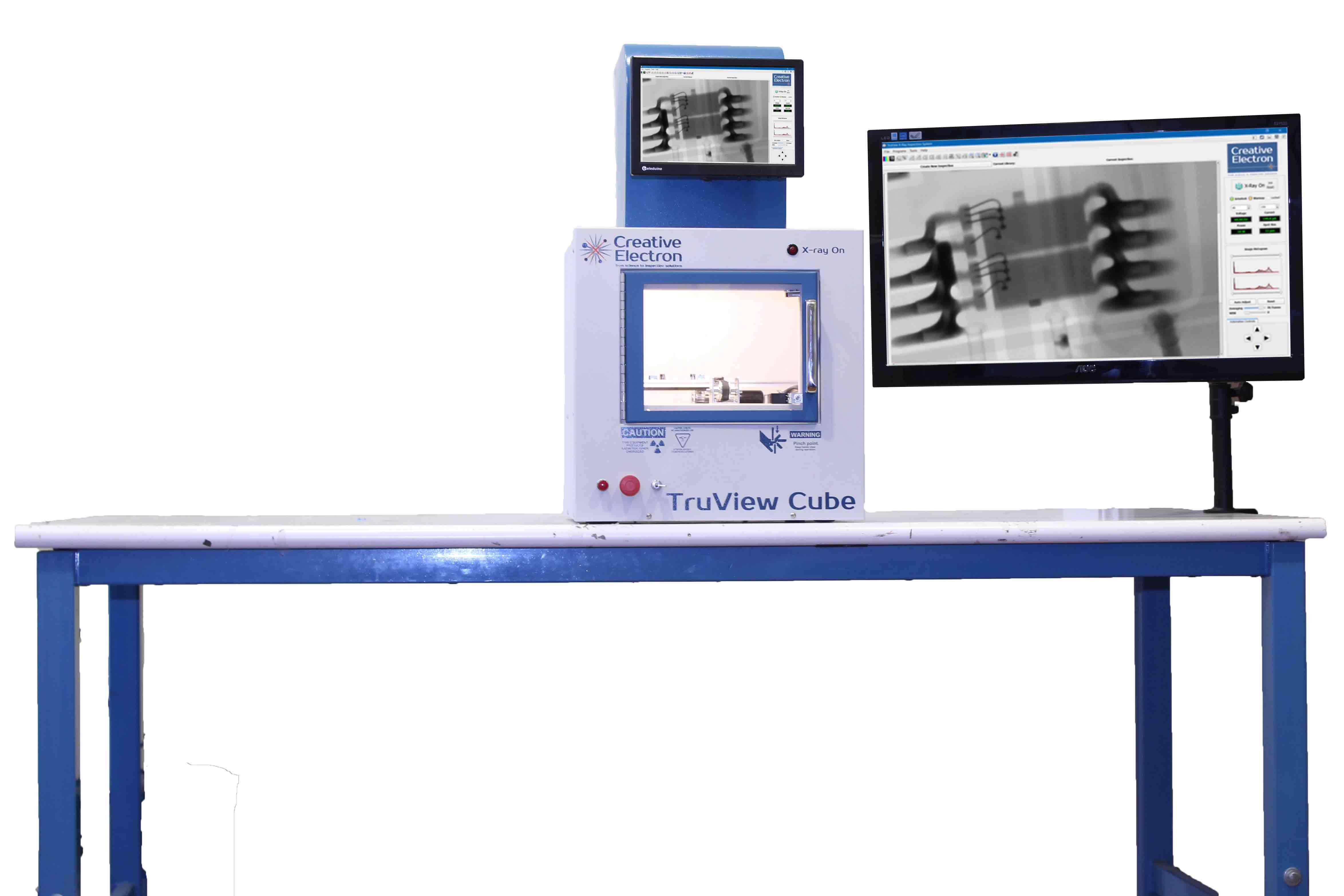 TruView X-ray Inspection system Cube
