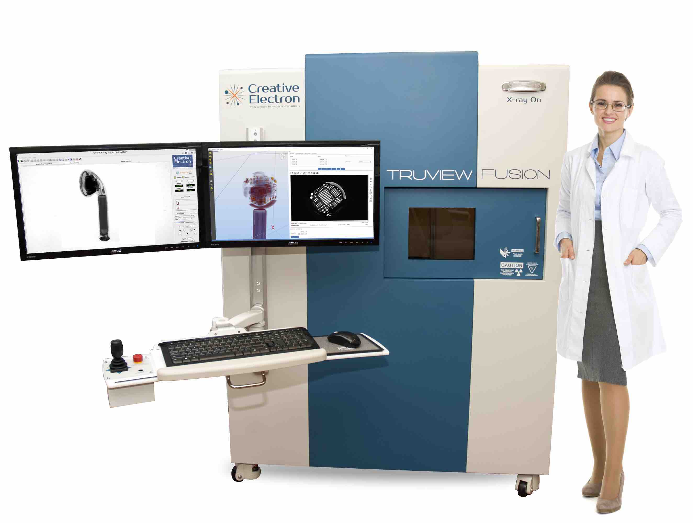 TruView™ Fusion X-Ray CT Machine
