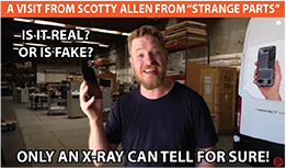 <br /> <h3>A Visit From Scotty Allen of <br />'Strange Parts'</h3> <p>August 18th, 2019</p>