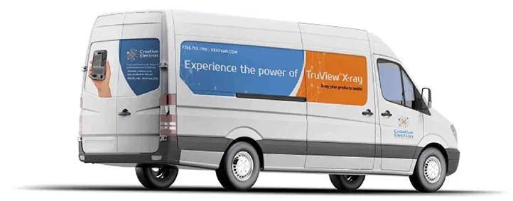X-ray Van - Schedule Your Visit Today