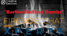 "Fireside Chat with the Xperts: ""Barbie Dolls to Bombs"""