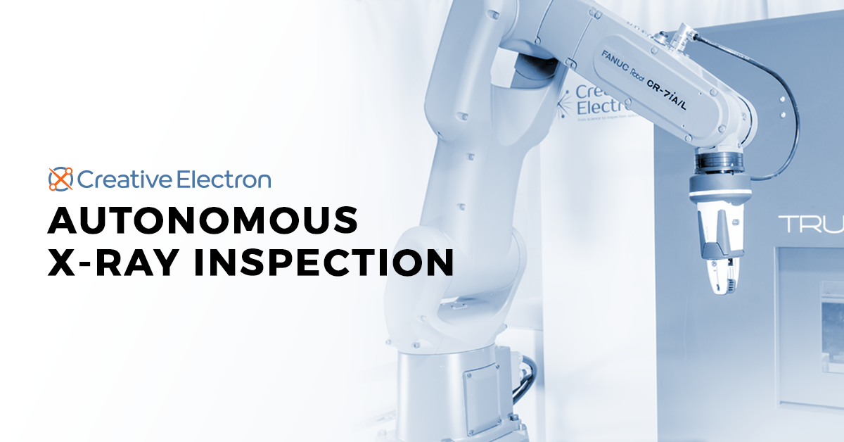 Autonomous X-ray Inspection