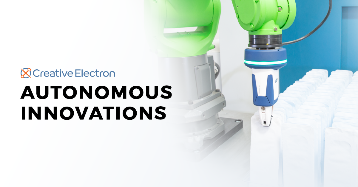 X-ray Inspection Systems – Autonomous Innovations
