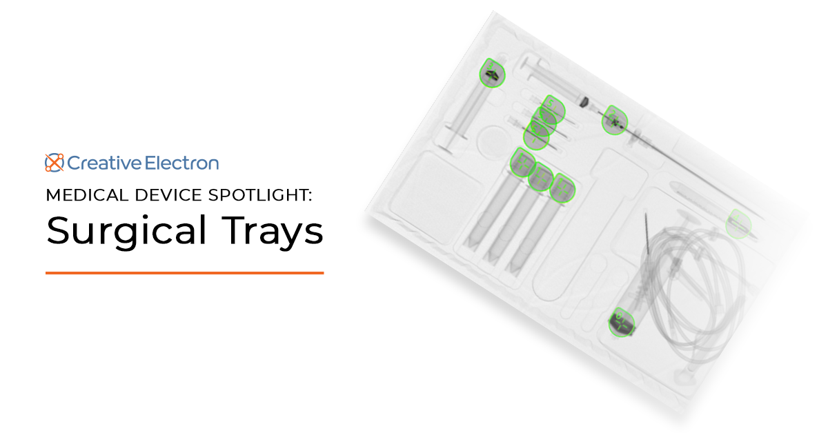 Medical Device Spotlight: Surgical Trays