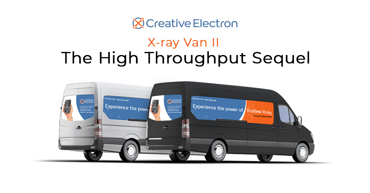 X-ray Van II: The High Throughput Sequel