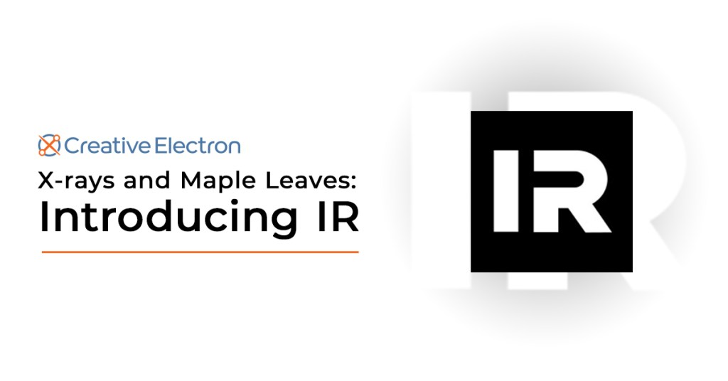 IR Logo blog header