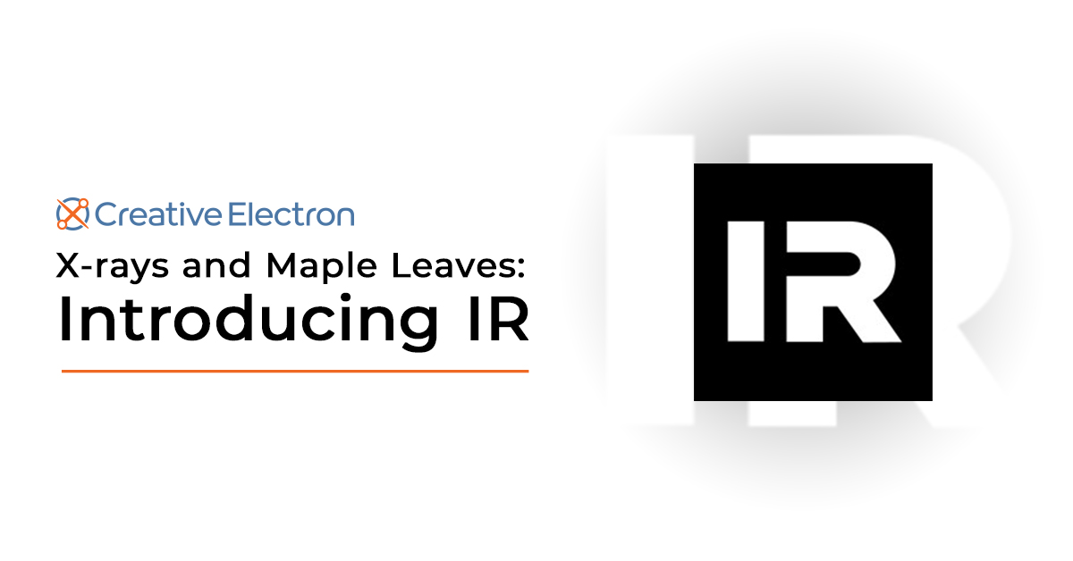 X-rays and Maple Leaves: Introducing IR