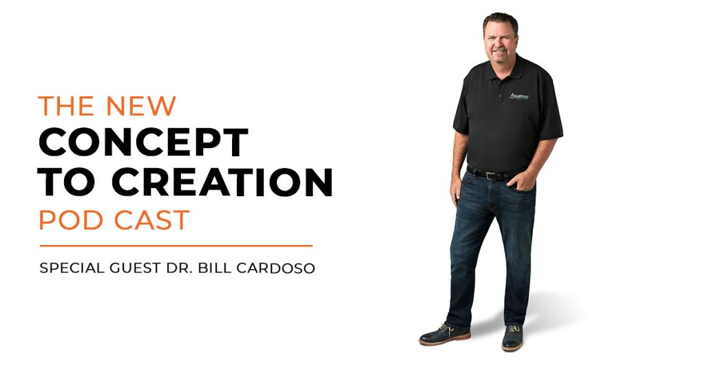 Concept-to-creation banner