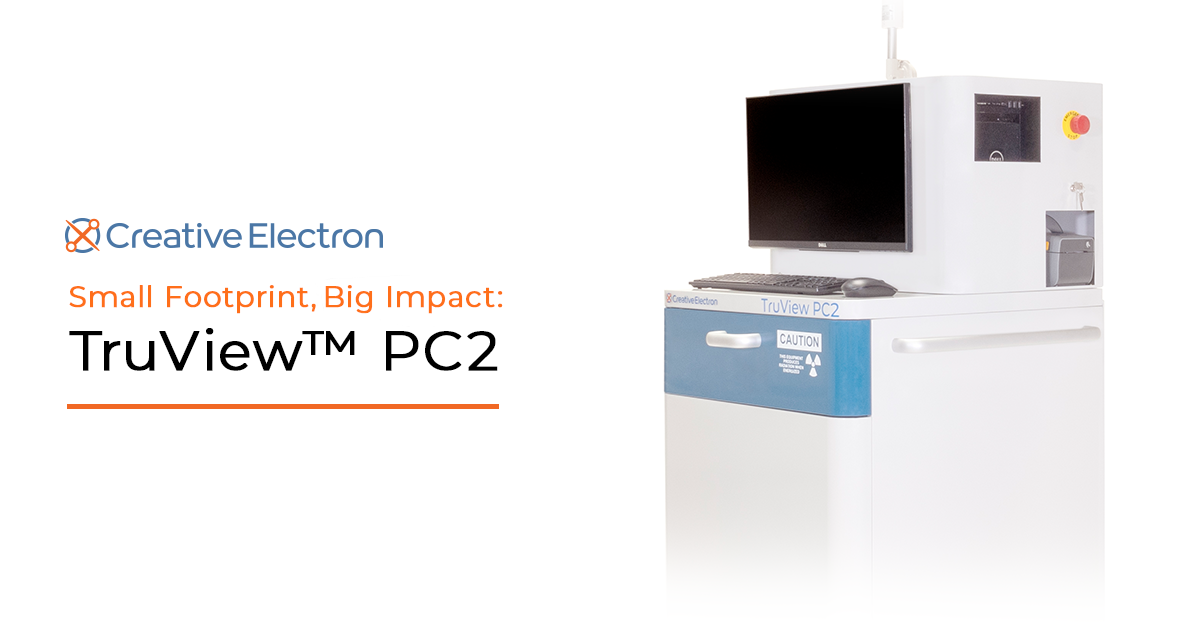 Small Footprint, Big Impact: TruView™ PC2