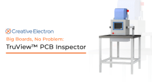 Big Boards, No Problem: TruView™ PCB Inspector