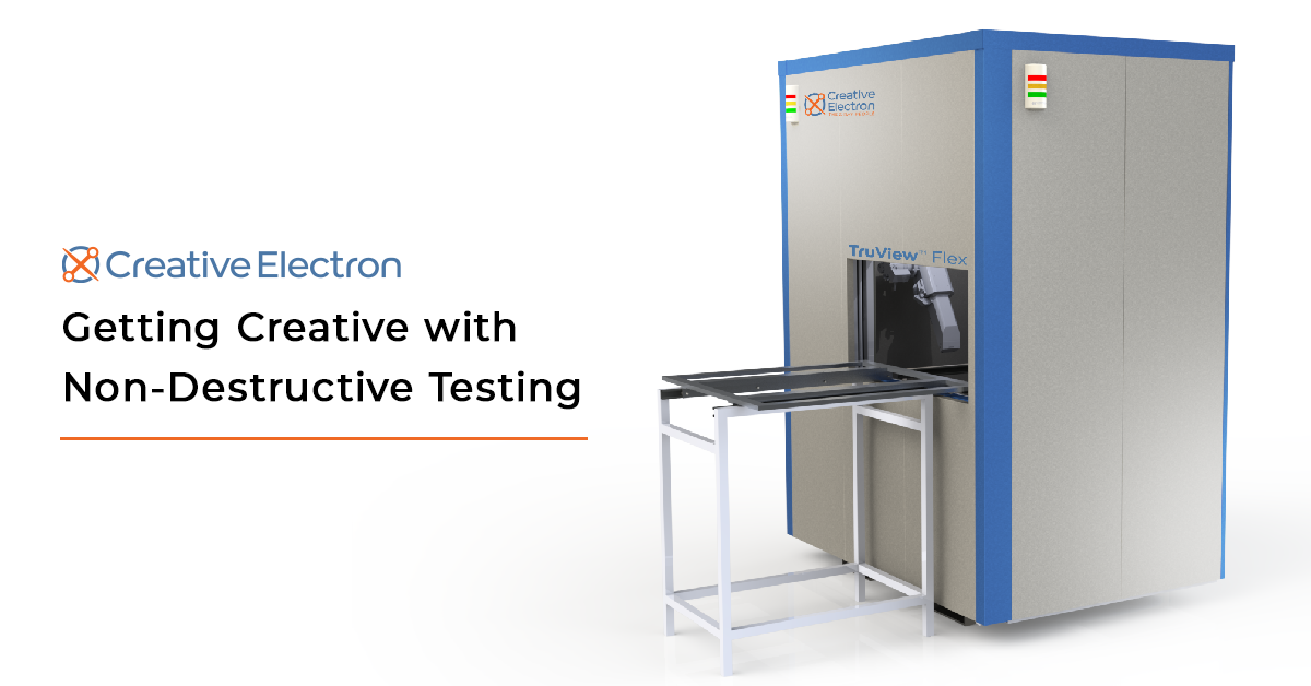 Getting Creative with Non-Destructive Testing (NDT)