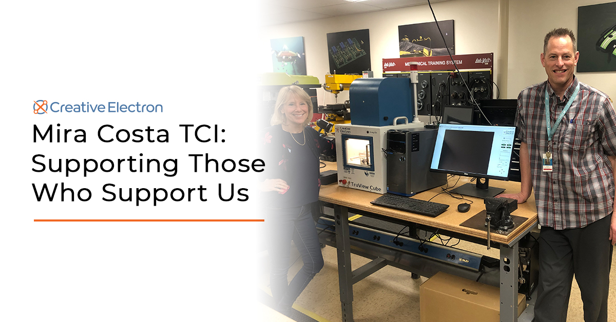 Mira Costa TCI: Supporting Those Who Support Us
