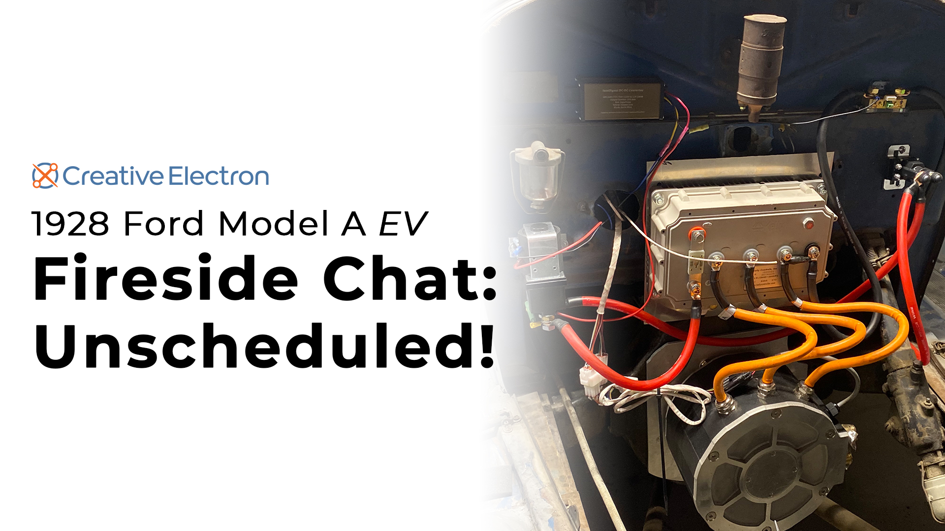 Fireside Chat: Unscheduled!