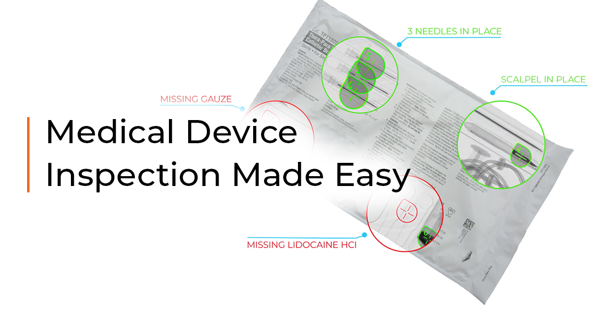 Medical Device Inspection Made Easy